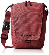 ¥208 Mammut 猛犸象 耐磨防水休闲单肩挎包 2L 两色