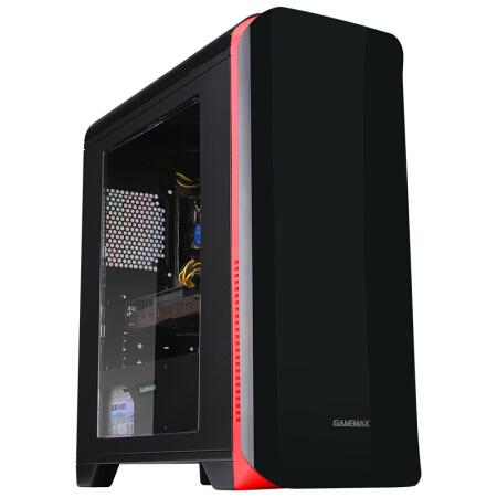SEELE 使徒510 UPC台式机 (I5-7400/技嘉B250M/GTX1050 2G/120G M.2 SSD) ¥29995-7400¥2999