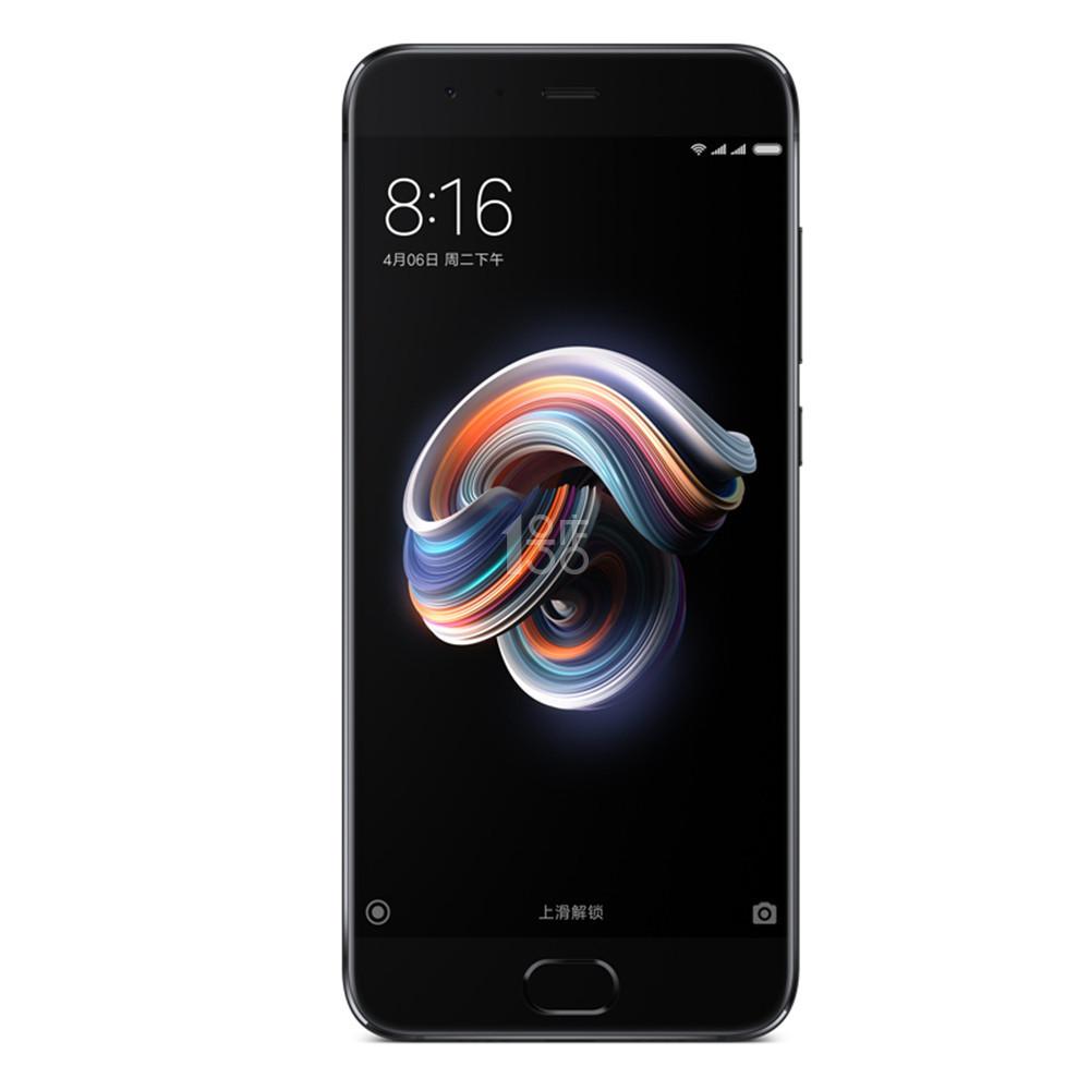 新品首降: MI 小米 Note 3 全网通智能手机 64GB 包邮2449元
