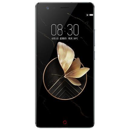 努比亚(nubia) Z17 畅享版 6GB+64GB 全网通手机 无边框变焦双摄 ¥1799