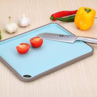 MAXCOOK 美厨 MCPJ581 砧板菜板 双面多用防滑砧板 *5件 99.5元(合19.9元/件)