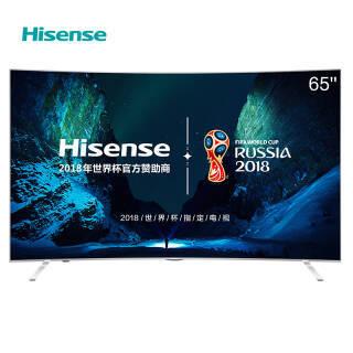 16日:海信(Hisense) LED65EC880UCQ 4K电视  券后8099元
