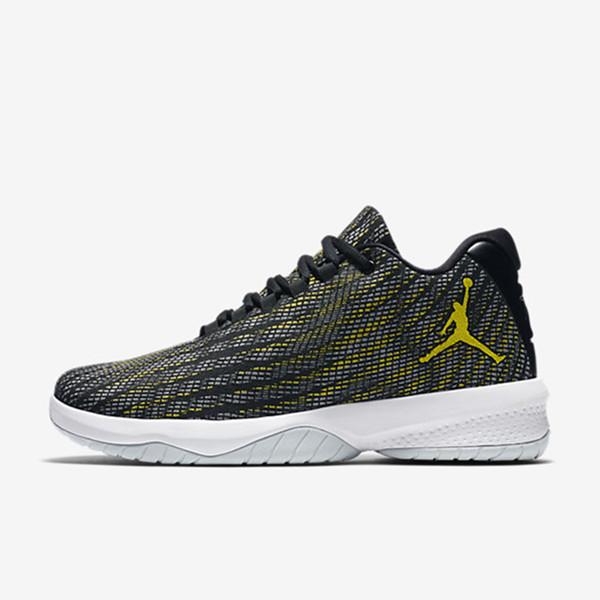 实战佳品!耐克Jordan B. Fly X男子篮球鞋 439元包邮