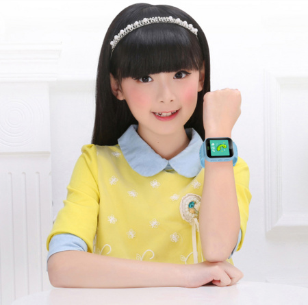 芭米 儿童电话手表 送电话卡 ¥30