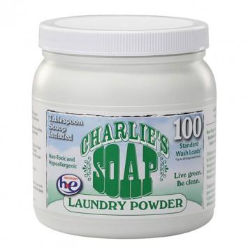 历史低价!畅销单品!Charlie's Soap 查利洗涤剂 全天然环保洗衣粉 1.2kg 亚马逊中国 4.1折 ¥121.6