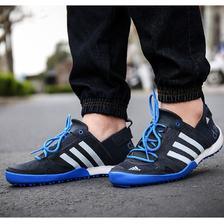 adidas阿迪达斯男鞋户外鞋溯溪鞋Climacool清风运动鞋BB1904 349元