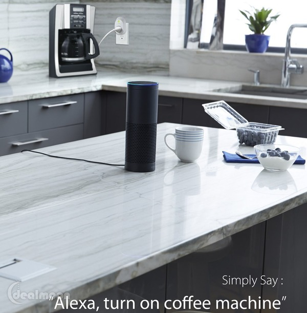 TP-LINK Wi-Fi 智能插座 支持Amazon Alexa
