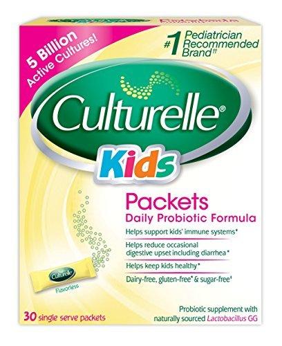折合99.12元 Culturelle 婴幼儿益生菌 30袋