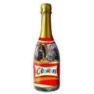 Mars 玛氏 Celebrations 什锦巧克力香槟礼瓶装 312g  7.99欧约63元