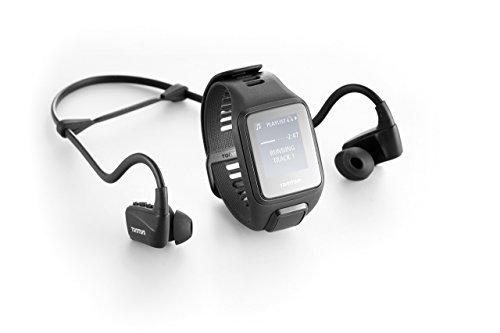 折合1386元 限L码、历史新低: TomTom Runner 3 全能款 光学心率GPS运动腕表(带蓝牙耳机)