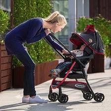 历史新低: Graco 葛莱 6Y72SWDN 高景观婴儿手推车 1019.7元包邮(下单3折)