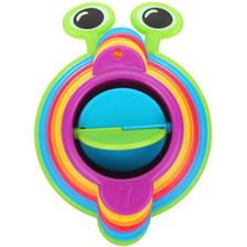 美国munchkin满趣健 麦肯齐 毛毛虫戏水洗澡启蒙益智玩具 动手力叠叠杯 *2件 9
