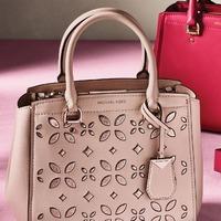 折扣区额外7.5折 满满少女心 Michael Kors官网 精选新款粉色包包、鞋子等热卖