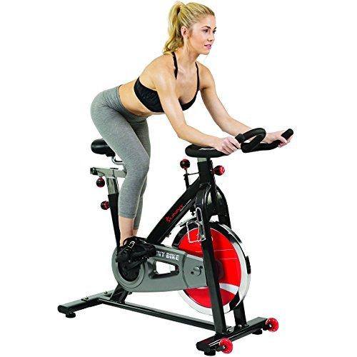 SUNNY HEALTH&FITNESS 家用静音室内健身车SF-B1002/SF-B1002C 2399元