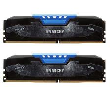 必恩威(PNY) Anarchy Kit DDR4 2133MHz 8G内存 2条装 ¥932