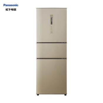Panasonic 松下 NR-C26WP3-NP 三门冰箱 256L¥2998