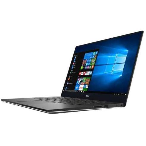 DELL戴尔 XPS 15 9560 15.6寸笔记本电脑 翻新版(i7-7700HQ/16GB/512GB SSD/1050/4k触控)