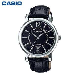 卡西欧(CASIO) Analogue指针系列 LIN-S102 防水皮带男女手表  券后390元