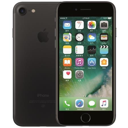 苹果iPhone7黑色128GB公开版4G手机¥5099