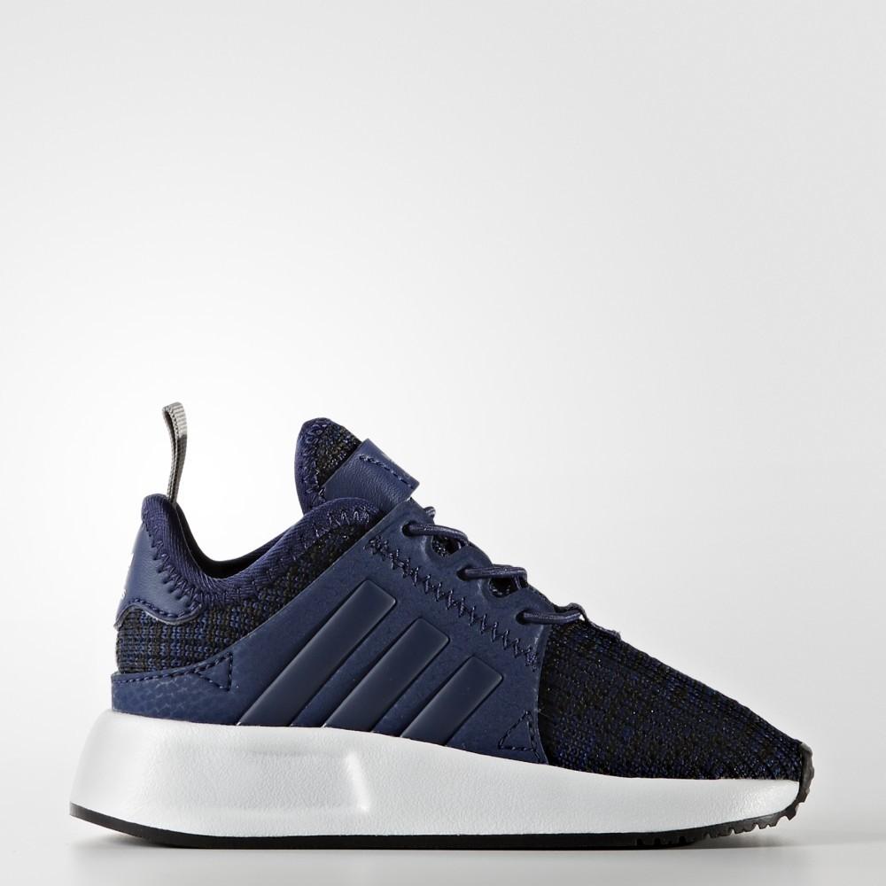 阿迪达斯(adidas) 三叶草 男婴童 经典鞋 新海军蓝 BY9958 200元