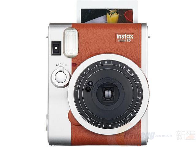 FUJIFILM 富士 instax 一次成像相机 mini 90 棕色968元