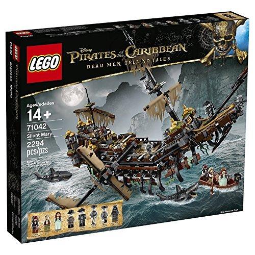 LEGO 乐高 加勒比海盗系列 71042 沉默玛丽号 20198日元(约¥1360)