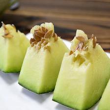 绿渡 山东海阳网纹瓜密瓜 4.5~5斤 ¥20
