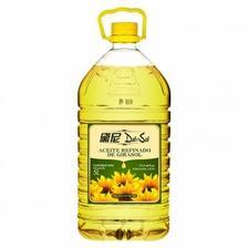 京东商城 黛尼 一级葵花籽油非转基因5L49.9元(已降28元)