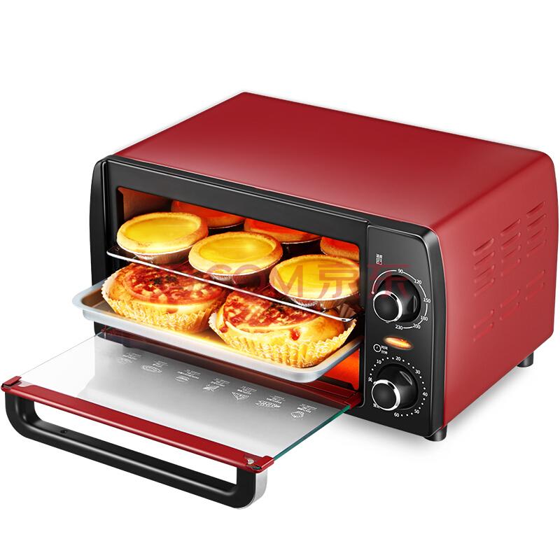 康佳 KONKA 电烤箱家用多功能 迷你烘培小烤箱 KAO-1208 12L¥89.9
