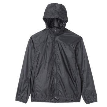天猫 MUJI无印良品 男式 滑翔伞布便携式防风夹克 174元 已降174元