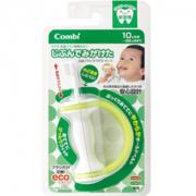 Combi/康贝 婴幼儿训练乳牙刷 10-36月宝宝牙刷带手柄 7.7折 JPY¥580(¥30)'