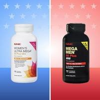 1瓶只要 $9.99 GNC 男士、女士综合维生素大促 补充营养更方便