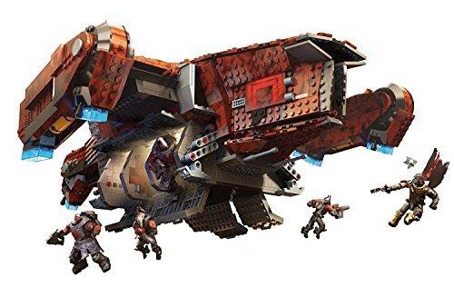 美高 命运战斗运输船收割者 拼装玩具 $89.97(约576.17元)
