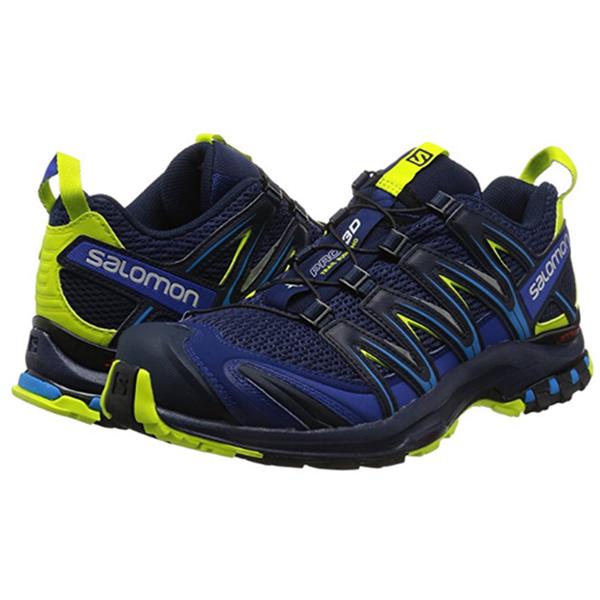 新低价!Salomon XA Pro 3D 男士户外鞋 $62.49(转运到手约553.41元)
