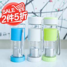 振兴 SBM3098 塑料杯 500ML 浅蓝色 19.9元