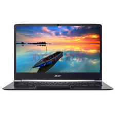 ¥6799 宏碁(Acer)蜂鸟 SF514 14英寸微边框全金属超轻薄笔记本(i7-7500U 8G 256G
