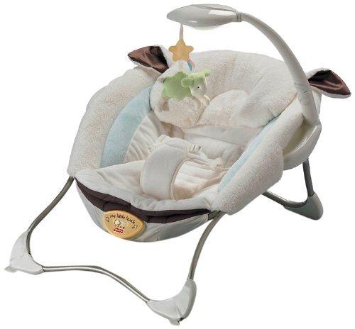 Fisher Price 费雪 安抚小羊羔婴儿电动安抚椅 ¥239包邮(¥249-10)