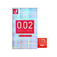 ¥29.9 冈本002EX前端加寬型安全避孕套6只装