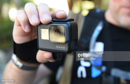 GoPro HERO5 Black 4K运动相机¥1998