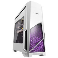 SEELE 战骑士S56 i5-7400/技嘉B250/GTX1050Ti 4GD5/120G SSD 组装电脑主机/京东游戏UPC 329