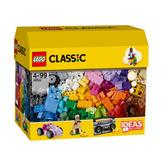 LEGO乐高经典创意拼砌套装小颗粒拼装580颗粒10702 195元包邮