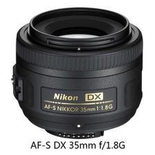 ¥978包邮 尼康(Nikon) NIKKON 尼克尔 AF-S DX 35mm f/1.8G 单反镜头