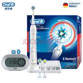 限地区:Oral-B 欧乐-B 6000 iBrush D36.535.5X 3D声波蓝牙智能电动牙刷+凑单品 517.65元包邮