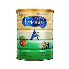 MeadJohnson Nutrition 美赞臣 安儿健A+ 儿童配方奶粉 4段 900g 117.5元
