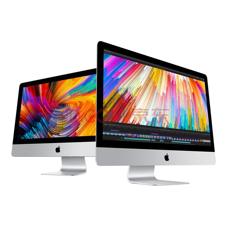 Apple 苹果 2017款 iMac 5K 27英寸 一体机(i5、8GB、1TB、5K屏) 13388元