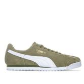 PUMA 彪马 36543704 Roma Suede 男士休闲运动鞋 £32.39(需用码),约280元,可直邮