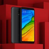 小米 红米5 Plus 智能手机 黑色 3GB 32GB  949元包邮