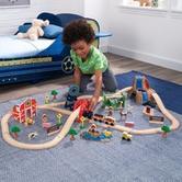 $31.89 (原价$37.88) KidKraft 农场火车玩具套装 美亚销量冠军