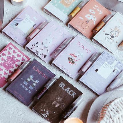 气味图书馆 女士经典香水礼盒2ml*10只 送多个小样 ¥49