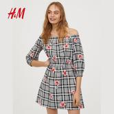 ¥90 H&M HM0583529 女士连衣裙